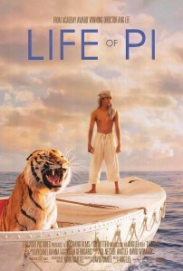 Life Of Pi - December 2012