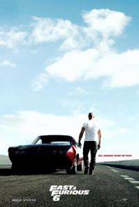 Fast Six Poster