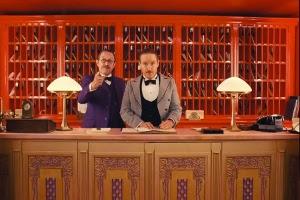 2014 Grand Budapest Hotel
