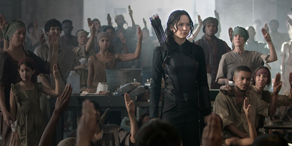 Mockingjay Part I